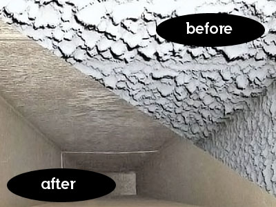 Duct Cleaning Upper Freestone