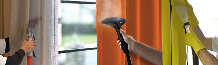 Curtain Steam Cleaning Sydney